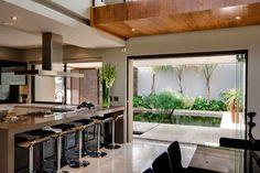30 Bancadas de cozinhas gourmet – inspire-se em modelos lindos e modernos! - Decor Salteado - Blog de Decoração e Arquitetura