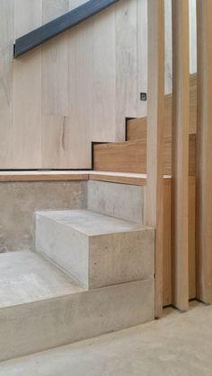 L3 / 304 PURPOSE MADE INTERNAL STAIR FLIGHTS; Rylett Studios; McLaren.Excell Architects