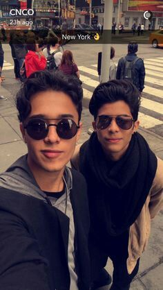 How cute can they be?? Love You Papa, I Love Him, My Love, Cnco Snapchat, Twitter Bio, Latin Artists, Best Friend Goals, Perfect Man, Boys Who