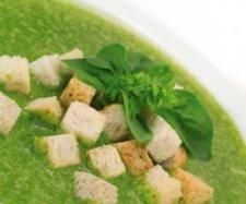 Spinach Soup Supa de Spanac