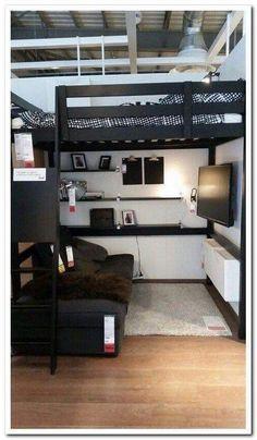 Bedroom Setup, Room Design Bedroom, Home Room Design, Small Room Bedroom, Small Rooms, Bedroom Ideas, Boys Bedroom Decor, Bedroom Designs, Modern Bedroom