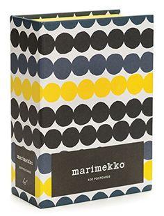 Amazon.co.jp: Marimekko: 100 Postcards: Marimekko: 洋書