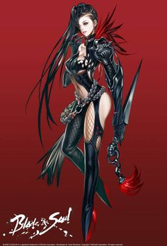blade and soul lyn hentai