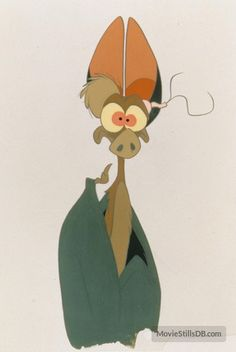 """FernGully: The Last Rainforest """"Price check on prune juice, Bob. Price check on prune juice."""""""
