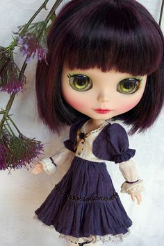 For Amy | Blythe clothes for dolls : tutorial : Kikihalb ♧ Forest~Tales ♧