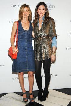 Shade of greige: Fashion Icon: Jenna Lyons