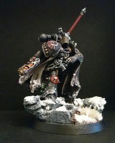 Warhammer 40k Figures, Warhammer Paint, Warhammer Models, Warhammer 40k Miniatures, Warhammer Dark Angels, Dark Angels 40k, Warhammer Fantasy, Fallen Angels, Warhammer 40000