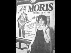 Moris, uno de los grandes creadores del Rock Nacional Argentino de los años 60 y 70.