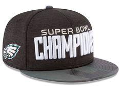 089f3cc304b44 Philadelphia Eagles New Era NFL Super Bowl LII Champ Parade 9FIFTY Snapback  Cap