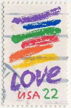 Omg! The Corita Kent stamp! I loved her. Sweet woman.