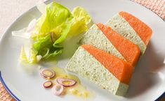 Sheep cheese terrine with peppers Party Finger Foods, Party Snacks, Amazing Vegetarian Recipes, Sandwiches For Lunch, Brunch Party, Food Test, Culinary Arts, Food And Drink, Cooking Recipes