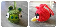 Angry Birds by Inspector Ganxet