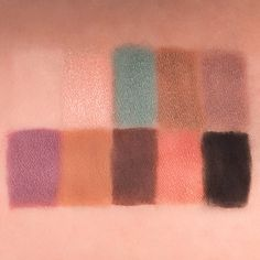 NEW Anastasia Tamanna Eye Shadow Palette | Beautylish-Swatches/Review