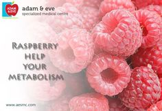 Raspberries are among the #healthiest #fruits and are super beneficial for your #health.  ADAM & EVE Specialized Medical Centre PO Box : 32866, Near Royal Rose Hotel Pink Building (501), Floor 01 Electra Street, Abu Dhabi, UAE Contact Us : +971 2 676 7366 / +971 52 1555 366 / 055 1555 366 Email : info@aesmc.com visit us - www.aesmc.com