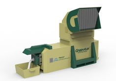 Here is another option to recycle expanded polystyrene(EPS) – GreenMax Hot Melt Densifier Mars Series