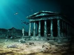 Image result for Lost city of Atlantis decor