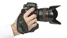 JOBY UltraFit Hand Strap with UltraPlate: Camera Strap + Baseplate