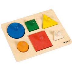 E523130 - Puzzle de formes - Montessori spirit
