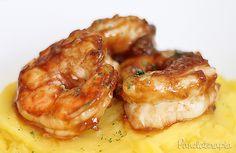 PANELATERAPIA - Blog de Culinária, Gastronomia e Receitas: Camarão Agridoce