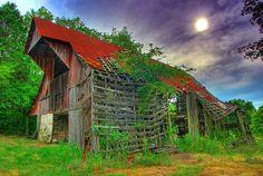 Love old barns southwestarkie