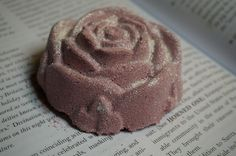 Snow & Roses Bath Bomb – Witch Baby Soap
