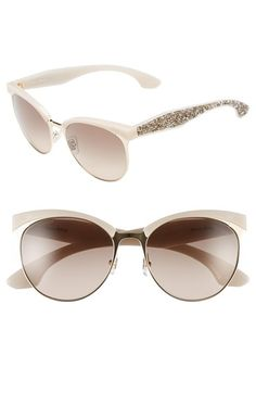 a4b8322104 Miu Miu Pavé Cat Eye Sunglasses available at