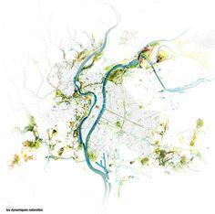 étude d'implantation de continuités écologiques - LYON - Fabien David