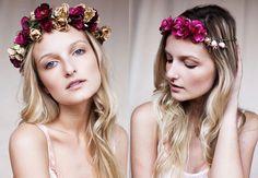 Coroa de flores: fique feminina e super moderna com esse acessório. Saiba onde comprar online