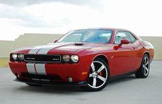 If i was gonna buy a dodge... 2013 Dodge Challenger SRT8