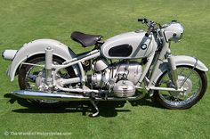 Excelente 1929 BMW R63 750 Motorcycle