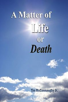 A matter of life or death book
