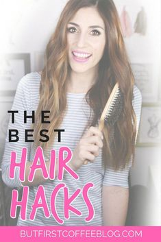 The Best Hair Hacks | Hair hacks for when you're feeling lazy #SimpleBeautyTips #BeautyRoutinePlanner Beauty Tips For Face, Beauty Makeup Tips, Beauty Hacks, Beauty Secrets, Beauty Products, Beauty Routine Calendar, Beauty Routines, Makeup Mistakes, Feeling Lazy
