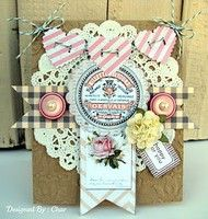 A Project by Char4355 from our Scrapbooking Cardmaking Galleries originally submitted 02/01/12 at 04:04 PM