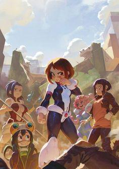 Deku Anime, M Anime, Fanarts Anime, Anime Guys, Anime Art, Cartoon As Anime, Anime Stuff, My Hero Academia Episodes, My Hero Academia Memes