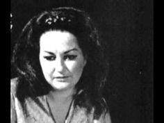 OPERA: Manon Lescaut  SINGER: Montserrat Caballe  ARIA: Sola, perduta, abbandonata  COMPOSER: Puccini
