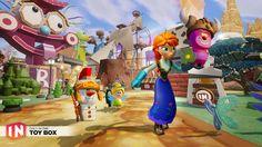 Amazing New Toy Box Features in Disney Infinity 3.0 - Dis411