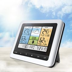 Digoo DG-TH8888Pro Color Wireless Weather Station Home Thermometer USB Outdoor Forecast Sensor Clock at Banggood
