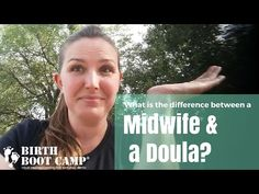 What is the Difference Between a Midwife and a Doula? - YouTube