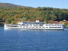 The Mt Washington Boat