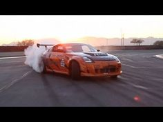 Tuned goes to Bondurant School of High Performance Driving to meet up with Formula Drift driver Corey Hosford and his 800 HP Blown LS3 Nissan 350Z Drift car. We learn what separates a drift car from a race car, and Matt gets to work on his drifting technique behind the wheel of a monster race car.