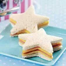 ☆★☆★ High tea sandwich