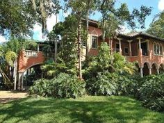 Tampa House Rental: Luxurious Italian Palace 'villa Del Lago' Sleeps 20 On Lake | HomeAway