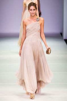The Best Looks From Milan Fashion Week: Spring 2015 - Giorgio Armani