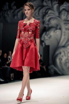 #BWear Yiqing Yin, French Couture Week 2012