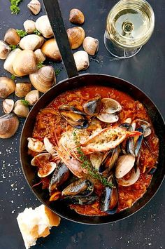 Channel your inner Julia Child with 13 of the best classic French recipes. Keep … Channel your inner Julia Child with 13 of the best classic French recipes. Keep reading to learn how to make them for yourself. Traditional French Recipes, Classic French Dishes, French Toast, Bouillabaisse Marseille, French Cooking Recipes, French Recipes Dinner, French Vegetarian Recipes, French Chicken Recipes, Easy French Recipes