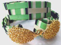 Vintage Mimi D N 1974 Gold Plated Hedgehog Belt Buckle * #MimiDN