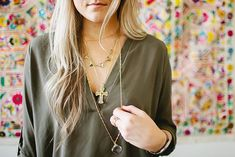A Genius Trick To Prevent Your Jewelry From Turning Green #refinery29  http://www.refinery29.com/lauren-conrad/140