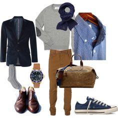 Smart & casual