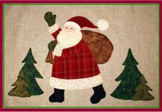 Jolly Santa