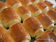 Recepti – Page 3 – Zilina Kuhinjica Czech Recipes, Croatian Recipes, Russian Recipes, Ethnic Recipes, Bun Recipe, Bread And Pastries, Dinner Rolls, Hot Dog Buns, Food And Drink